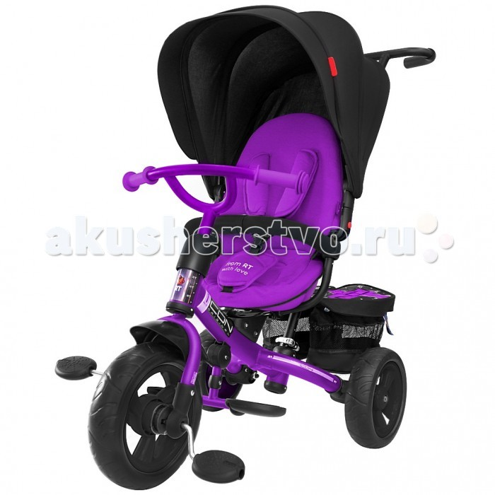 Велосипед трехколесный R-Toys Icon evoque Stroller by Natali Prigaro EVA