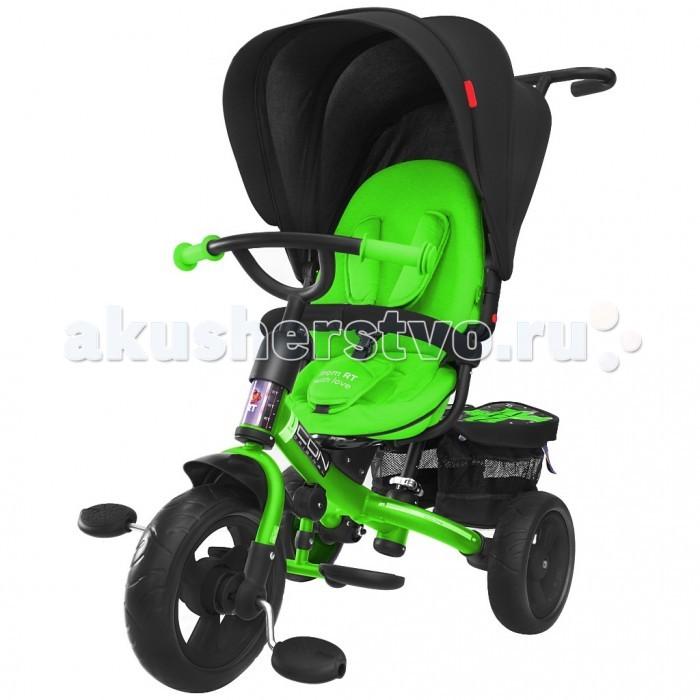 Велосипед трехколесный R-Toys Icon evoque NEW Stroller by Natali Prigaro EVAIcon evoque NEW Stroller by Natali Prigaro EVAВелосипед трехколесный R-Toys Icon evoque NEW Stroller by Natali Prigaro EVA Дизайнер Natali Prigaro со своей командой, подобно ювелиру, который тщательно подбирает драгоценные камни по чистоте, создавали эту коллекцию. Мы подбирали материалы по высоким стандартам, как ювелиры тщательно совмещали грани, и рады предложить Вам наилучшее качество.   Пока малыш не научится кататься на велосипеде самостоятельно, используется управляемая ручка для родителей. Очень длинная и удобная ручка установлена под углом, а телескопический механизм позволяет адаптировать ее под рост взрослого. При необходимости ручка снимается.   Особенности: поворотная ручка-толкатель оригинальной формы установлена под идеальным углом  сиденье 360 - сиденье можно установить в 2-х положениях: лицом к дороге и лицом к маме  сиденье переставляется ближе/дальше к рулю - 3 положения  высокое эргономичное сиденье с мягким чехлом из дышащей ткани  функция свободное колесо  более широкие подножки с рифленой поверхностью  съемная рукоятка родительской ручки продумана и имеет удобную форму для управления  твердый прочный барьер безопасности  высокоточные подшипники ABEC в рулевой вилке  фирменные педальки с логотипом ICON сразу понравятся малышу  ЕВА колеса  3-х точечные ремни безопасности  2 багажные корзины.<br>