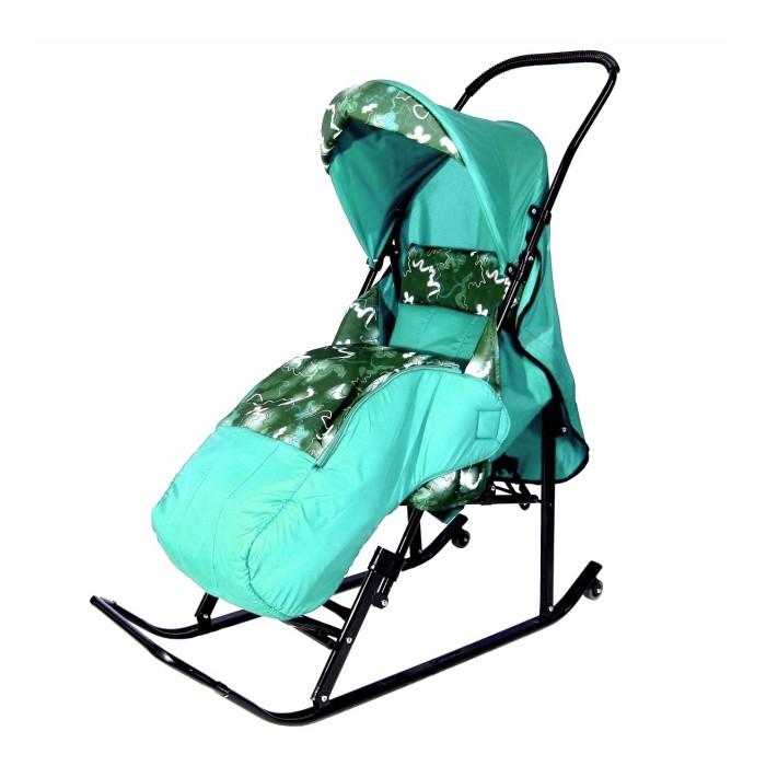 Зимние товары , Санки-коляски R-Toys Шустрик-Имго-6 арт: 23798 -  Санки-коляски