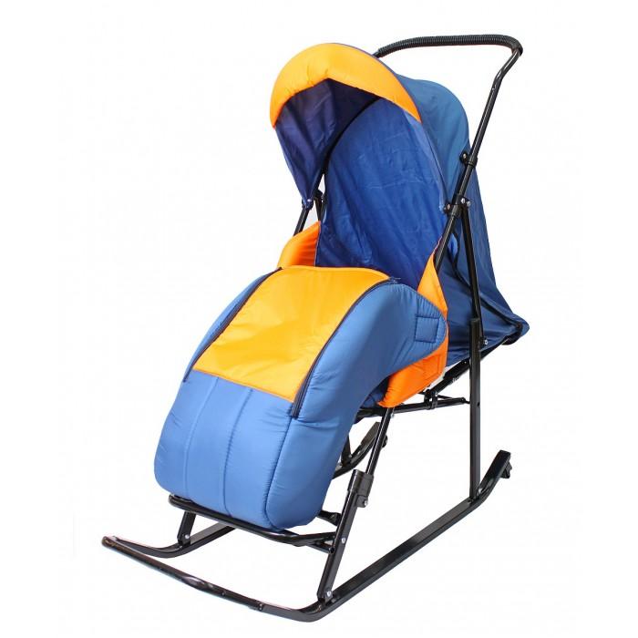 Санки-коляска R-Toys Шустрик-Имго-6