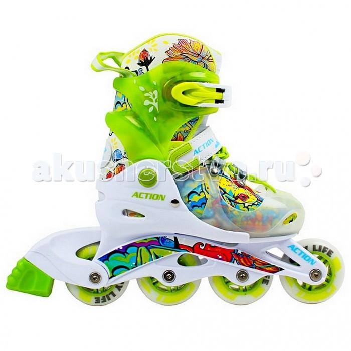 Купить Детские ролики R-Toys Коробейники PW-116AF