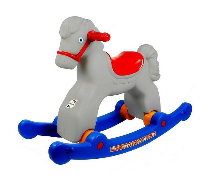 Качалки-игрушки R-Toys Лошадка детские кроватки kitelli kito orsetto качалка