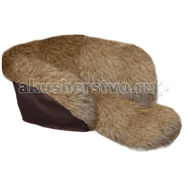 Зимние товары , Вкладыши для санок R-Toys Матрас для санок Snow Baby Dream меховой арт: 48851 -  Вкладыши для санок