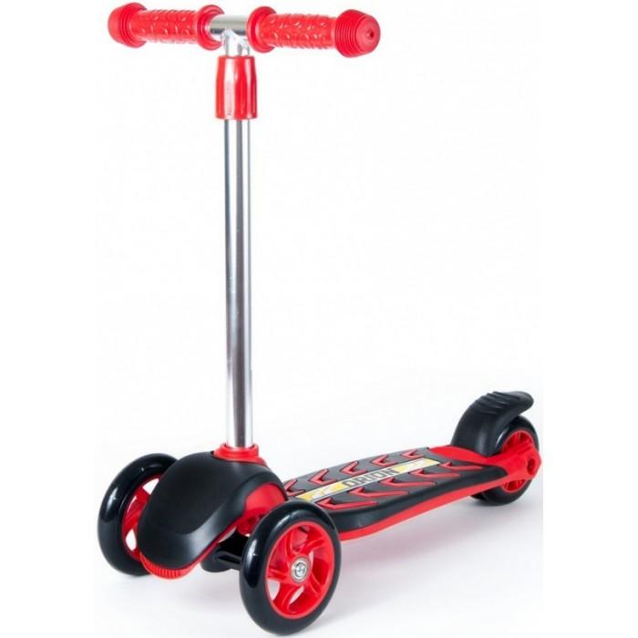 Купить Трехколесные самокаты, Трехколесный самокат R-Toys Midi Orion со светящимися колесами 164в6
