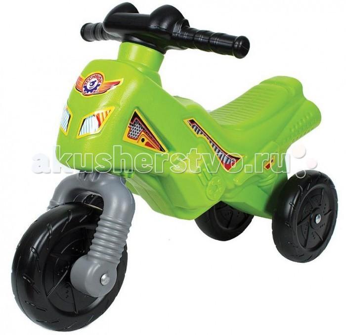 Беговел R-Toys мотоцикл Минибайк 3 колеса