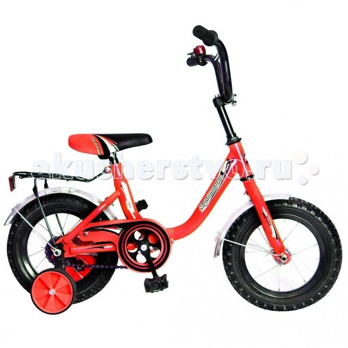 Двухколесные велосипеды R-Toys Мультяшка 1204 12 велосипед r toys galaxy лучик vivat 10 8 красный трехколёсный