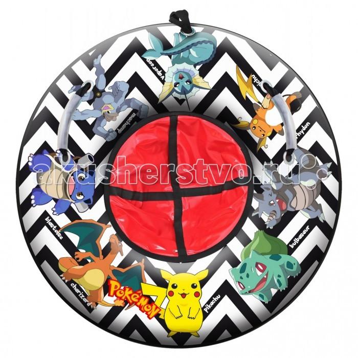 Зимние товары , Тюбинги R-Toys Pokemon 118 см арт: 242143 -  Тюбинги
