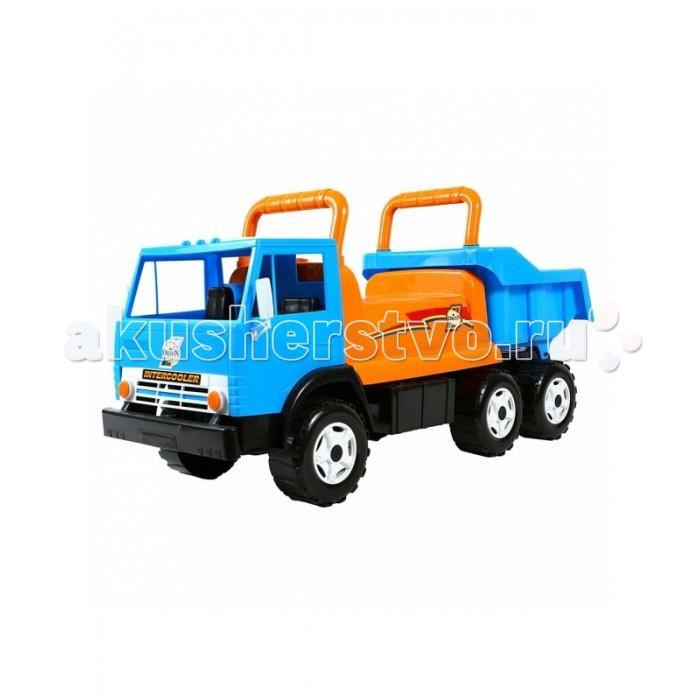 Каталка R-Toys Самосвал Intercooler