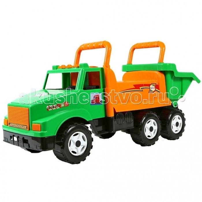 Каталки R-Toys самосвал Маг с кузовом