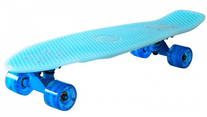 Купить Скейтборды, Y-Scoo Скейтборд Big Fishskateboard Glow 27
