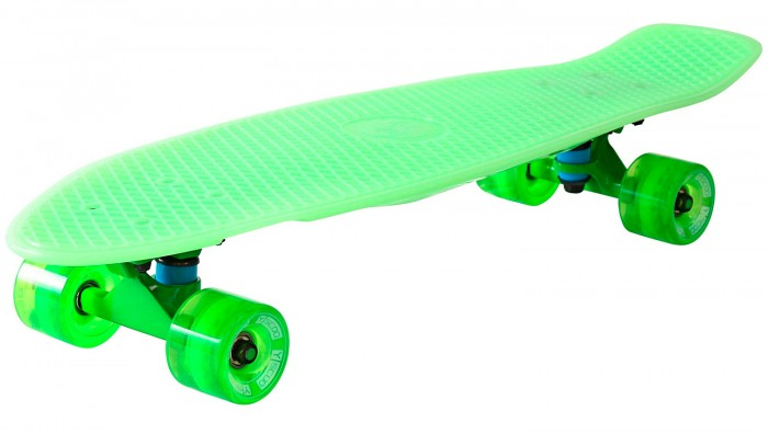 R-Toys Скейтборд Big Fishskateboard Glow 27 от Акушерство