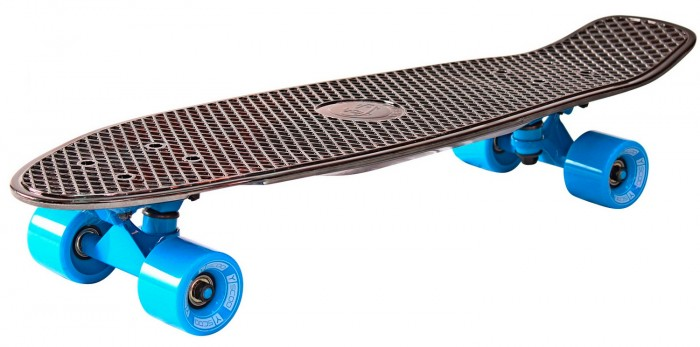 R-Toys Скейтборд Big Fishskateboard metallic 27 от Акушерство