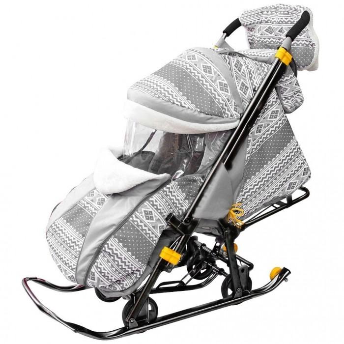 Купить Санки-коляски, Санки-коляска R-Toys Snow Galaxy Luxe