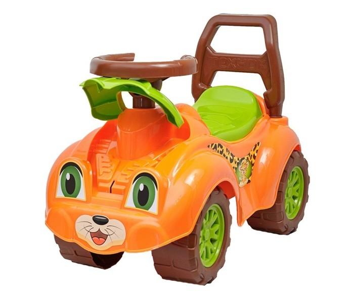 Каталки R-Toys Zoo Animal Planet велосипед r toys galaxy лучик vivat 10 8 красный трехколёсный