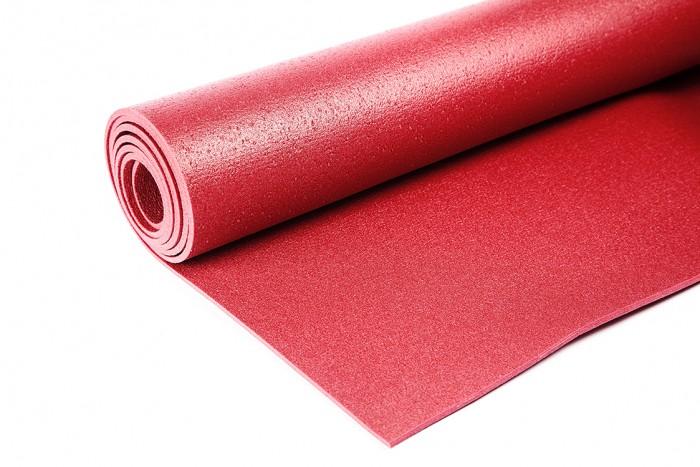 Купить Спортивный инвентарь, RamaYoga Коврик для йоги Yin-Yang Studio 4, 5 мм 220х80 см