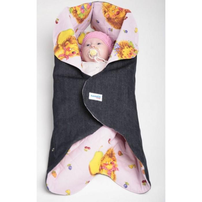 Детская одежда , Конверты-трансформеры Ramili Конверт-трансформер Denim Style для новорожденного арт: 19677 -  Конверты-трансформеры