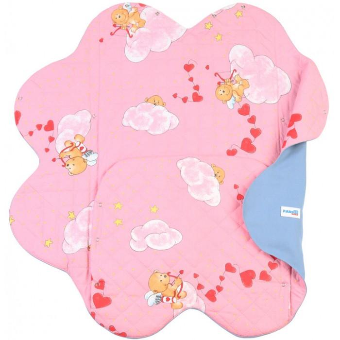 Детская одежда , Конверты-трансформеры Ramili Конверт-трансформер Denim Style для новорожденного с прорезями арт: 19684 -  Конверты-трансформеры