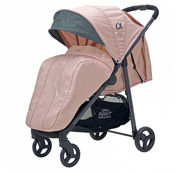 Детские коляски , Прогулочные коляски Рант Alfa Alu арт: 470481 -  Прогулочные коляски