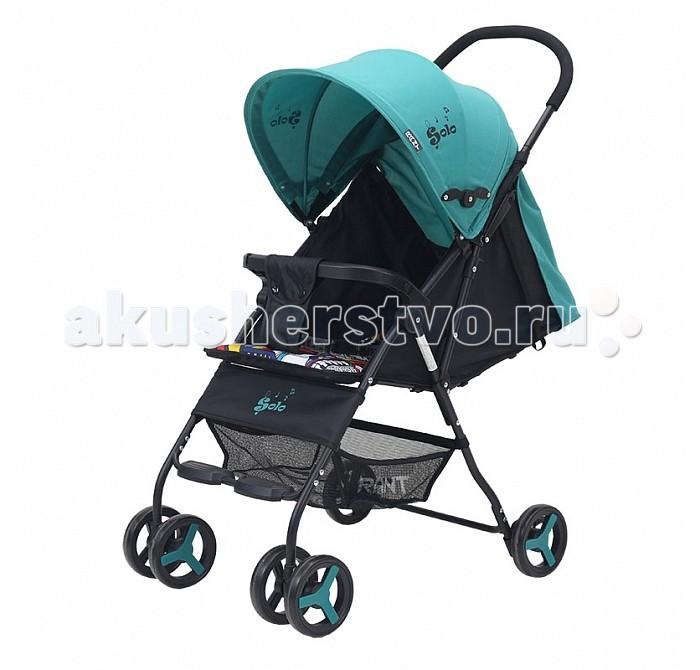 Прогулочные коляски Рант детская Solo прогулочные коляски рант largo