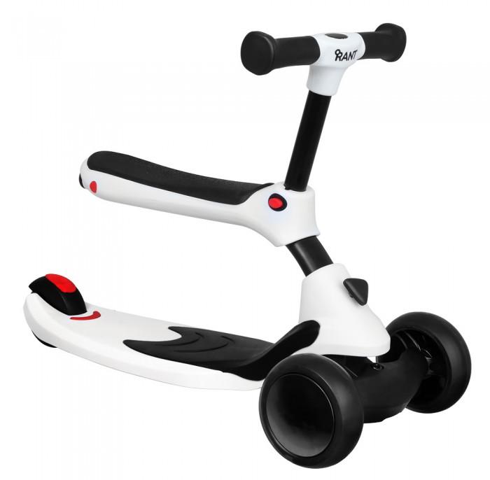 Купить Трехколесные самокаты, Трехколесный самокат Rant Rider со светящимися колесами