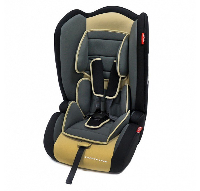 Автокресло Рант Junior CRYSTAL LIGHT  (P160-18 WH)