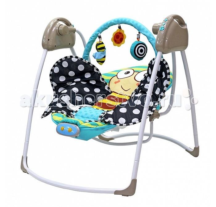 Детская мебель , Электронные качели Рант RS108 арт: 316824 -  Электронные качели