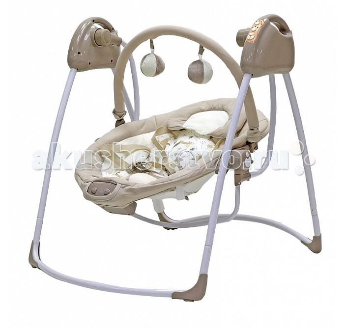 Детская мебель , Электронные качели Рант RS109 2 в 1 арт: 316829 -  Электронные качели