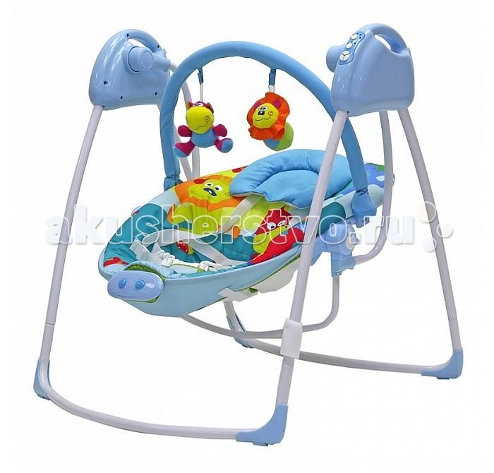 Электронные качели Рант RS109 2 в 1RS109 2 в 1Электронные качели Рант RS109 2 в 1 для детей с рождения с функцией AC/DC, с адаптером как AC100-220В, 50/60Гц.   быстрый демонтаж системы 12 мелодий, 5 скоростей,Таймер, 3             2 в-1 электронные качели + шезлонг               с музыкой и вибрацией дуга с 3 игрушками                                       с подголовником и матрасом                           вибратор нужно использовать аккумуляторы (2* С Размер, не входит в комплект)                                                              качели можно использовать аккумулятор также,(4*С Размер,не входит в комплект)             возрастная группа 0-6 месяцев.<br>