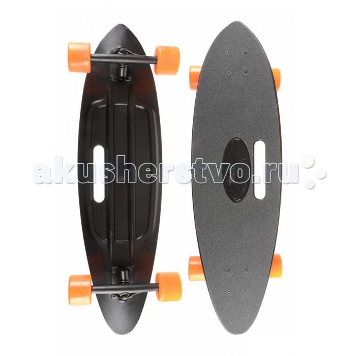 Rapid Sport Скейтборд TLS-409Скейтборд TLS-409Rapid Sport Скейтборд TLS-409 пластиковый для детей. Дека оборудована противоскользящим покрытием.  Длина деки: 62 см, ширина: 21 см. Подшипники: ABEC-7. Максимальная нагрузка до 80 кг.<br>