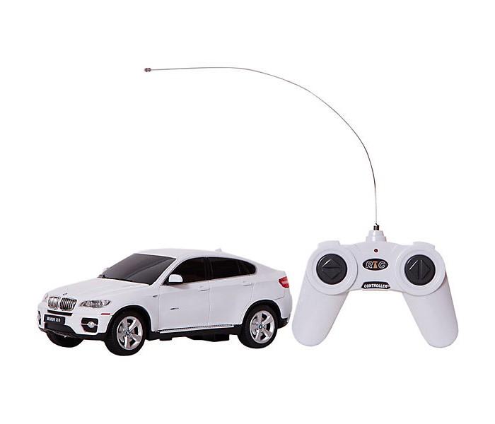 Купить Машины, Rastar Машина на радиоуправлении BMW X6 1:24 BMW X6