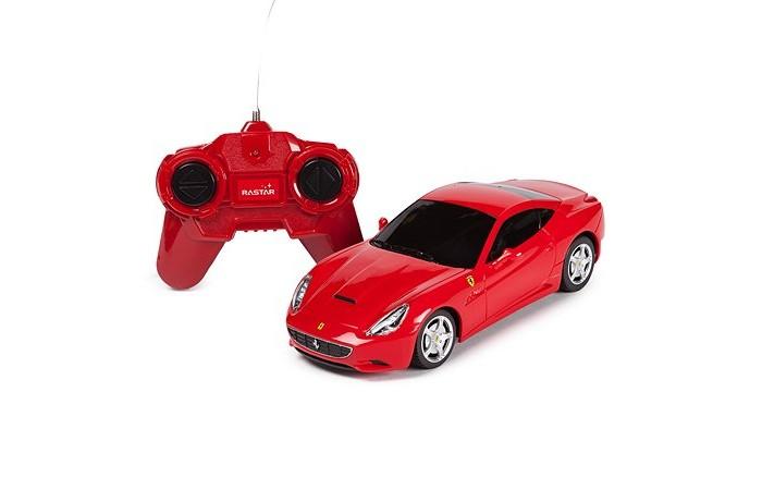 Машины Rastar Машина на радиоуправлении Ferrari FF 1:24 машины rastar машина на радиоуправлении mercedes benz slr 1 12