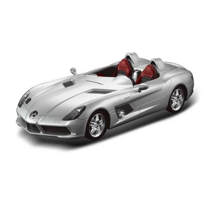 цена на Машины Rastar Машина на радиоуправлении Mercedes-Benz SLR 1:12