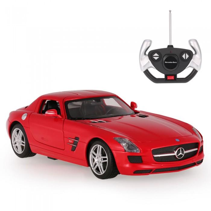Купить Машины, Rastar Машина на радиоуправлении Mercedes-Benz SLS AMG 1:14