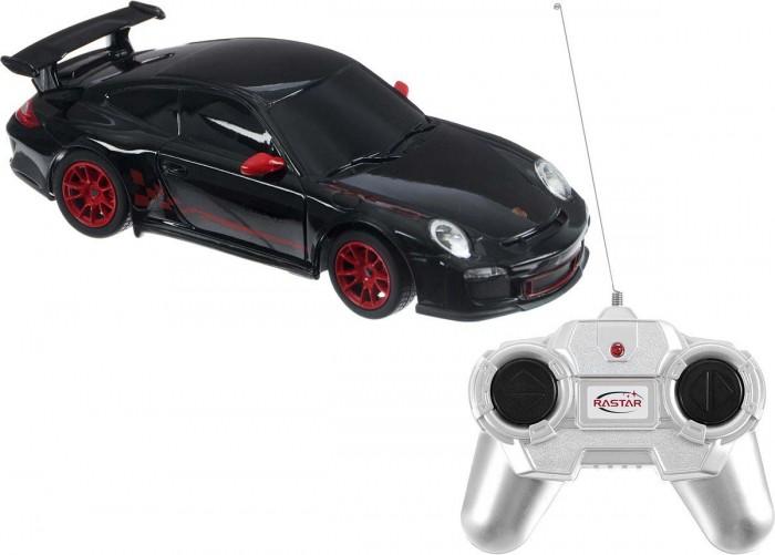 Машины Rastar Машина на радиоуправлении Porsche GT3 RS 18 см 1:24 balbi crawler на радиоуправлении зеленый 1 18