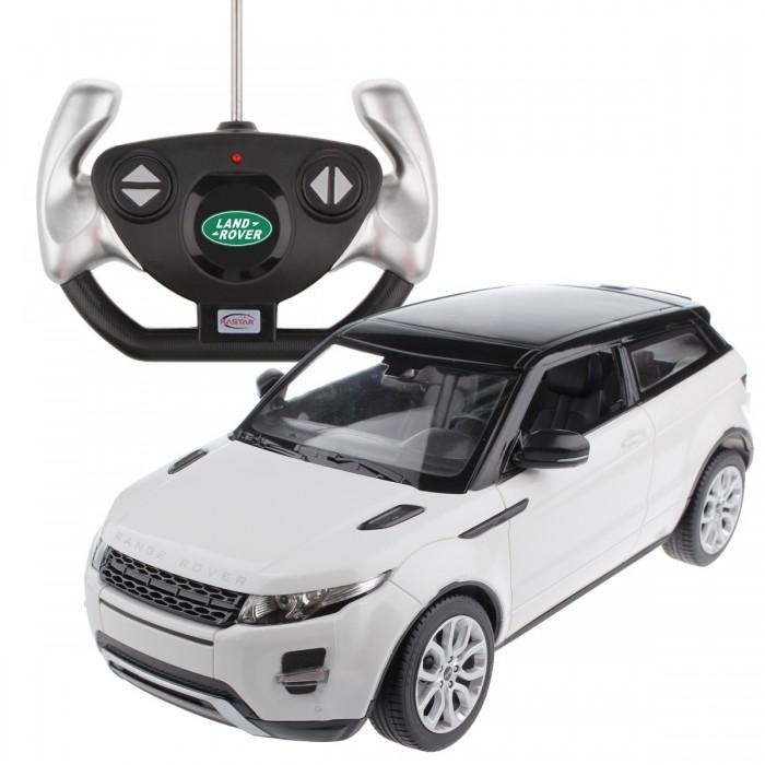 Машины Rastar Машина на радиоуправлении Range Rover Evoque 1:14 машина р у rastar range rover sport 2013 1 24 цвет в ассорт в кор в кор 18шт