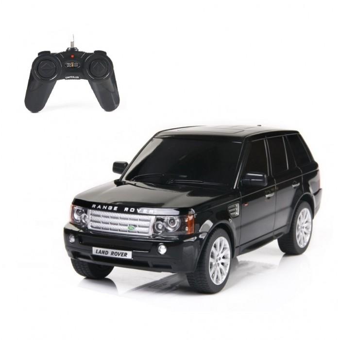 Фото - Радиоуправляемые игрушки Rastar Машина на радиоуправлении Range Rover Sport 20 см 1:24 легковой автомобиль rastar land rover range rover sport 30300 1 24 21 см красный