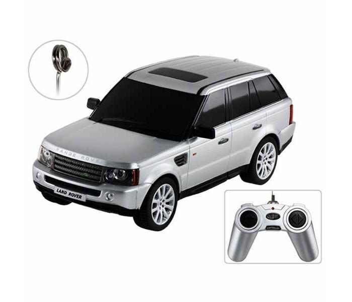 Машины Rastar Машина на радиоуправлении Range Rover Sport 20 см 1:24 машина р у rastar range rover sport 2013 1 24 цвет в ассорт в кор в кор 18шт