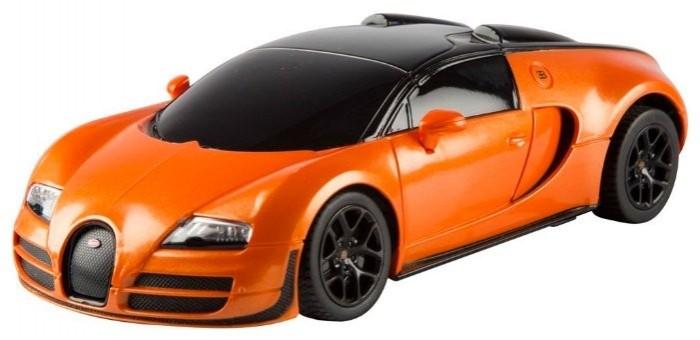 Купить Радиоуправляемые игрушки, Rastar Машина радиоуправляемая 1:18 Bugatti Veyron Grand Sport Vitesse
