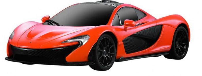 Купить Радиоуправляемые игрушки, Rastar Машина радиоуправляемая 1:24 McLaren P1