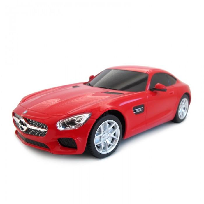 Радиоуправляемые игрушки Rastar Машина радиоуправляемая 1:24 Mercedes AMG GT3 радиоуправляемая машинка wincars mercedes amg c63 dtm р у масштаб 1 24 ys 2035
