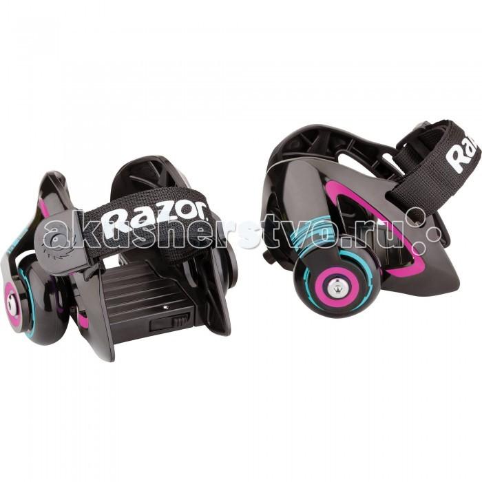 Детские ролики Razor Jetts на обувь