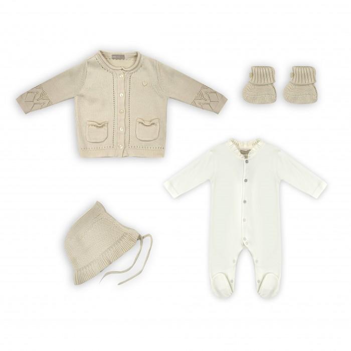 Купить Комплекты детской одежды, RBC Комплект для девочки 4 предмета 479003