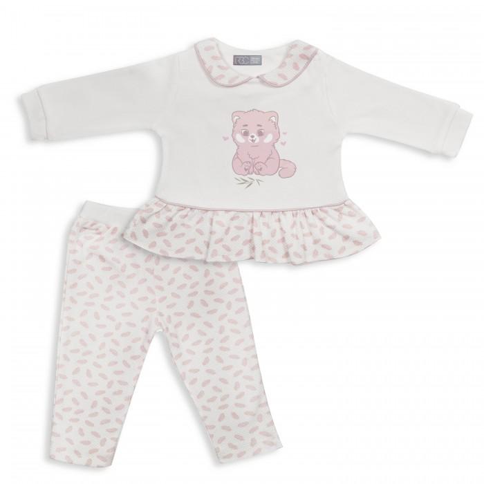 Купить Комплекты детской одежды, RBC Комплект для девочки 2 предмета 374363