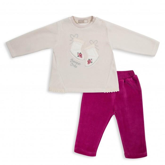 Купить Комплекты детской одежды, RBC Комплект для девочки 374337