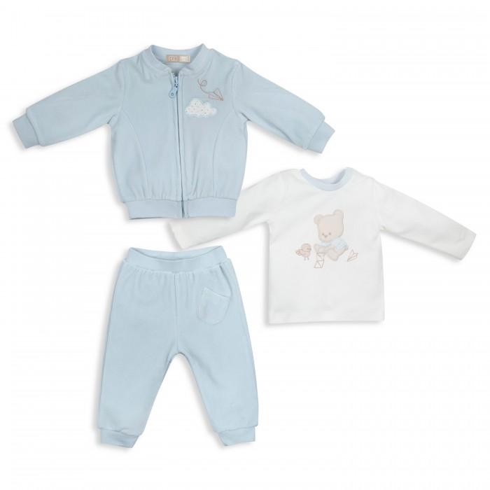 Купить Комплекты детской одежды, RBC Комплект для мальчика 3 предмета 375438