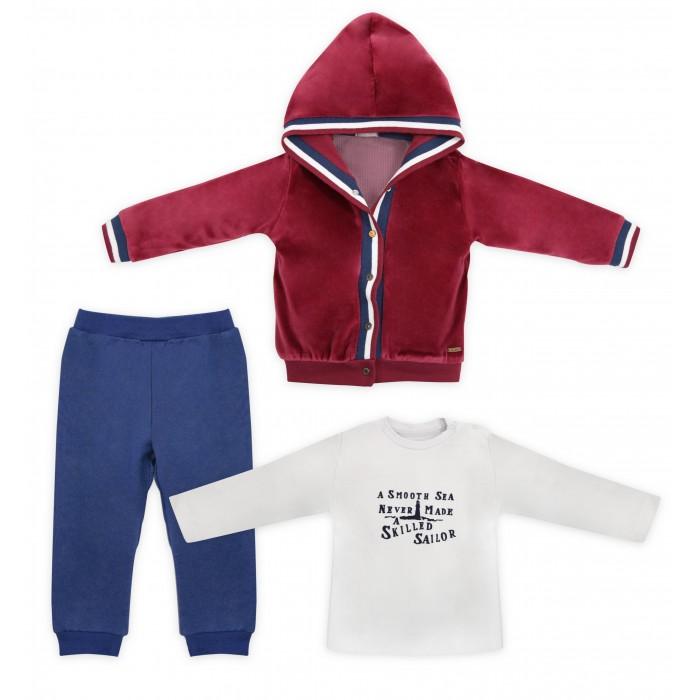 Купить Комплекты детской одежды, RBC Комплект для мальчика 3 предмета 377101