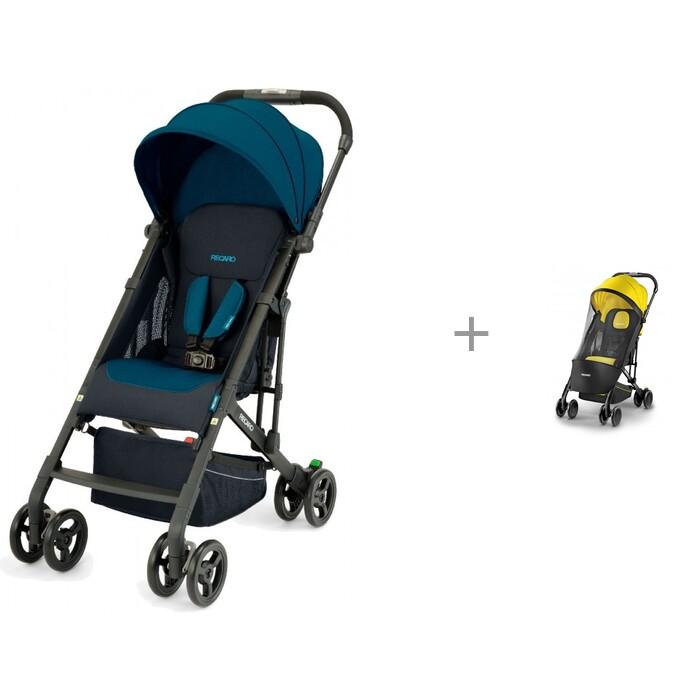Купить Прогулочные коляски, Прогулочная коляска Recaro EasyLife 2 Select с москитной сеткой Moskito Net Easylife