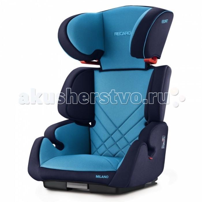 Детские автокресла , Группа 2-3 (от 15 до 36 кг) Recaro Milano Seatfix арт: 302353 -  Группа 2-3 (от 15 до 36 кг)
