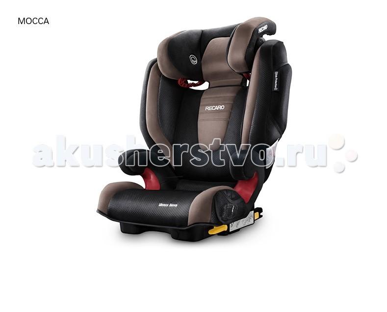 Детские автокресла , Группа 2-3 (от 15 до 36 кг) Recaro Monza Nova 2 Seatfix арт: 7178 -  Группа 2-3 (от 15 до 36 кг)