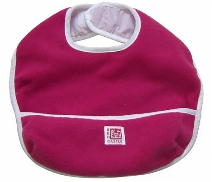 Нагрудники Red Castle Fleece Bib S1 red castle® позиционер подушка для сна red castle